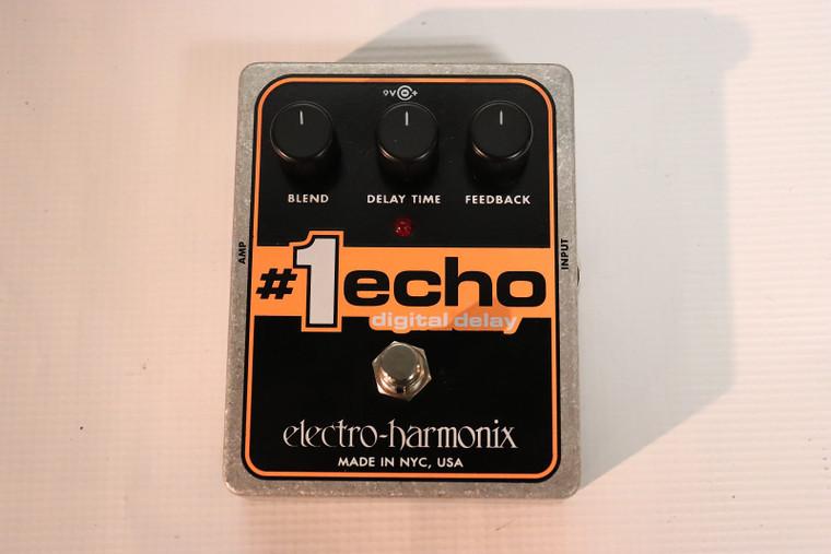 Electro-Harmonix #1 Echo Digital Delay Black / Orange
