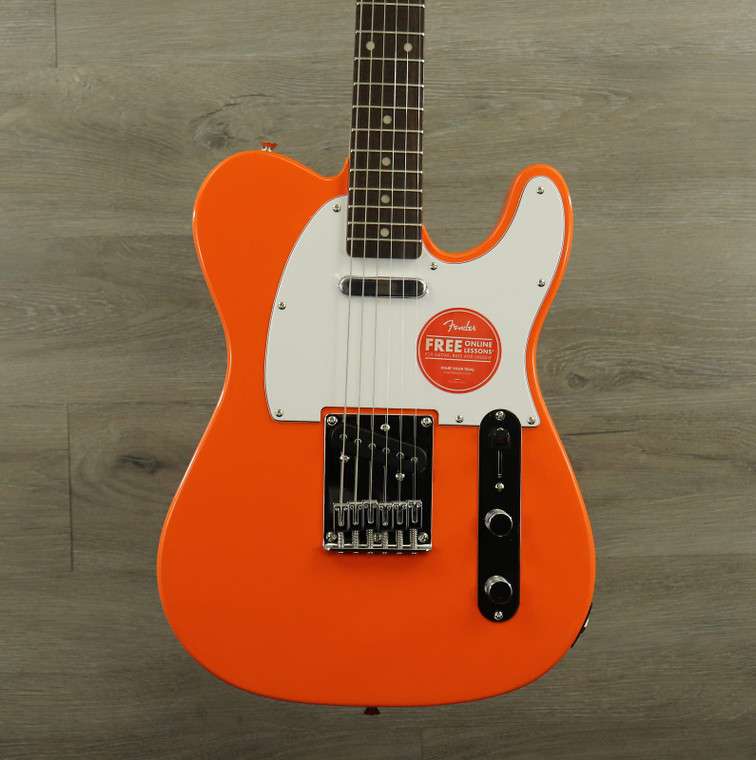 Squier Affinity Series Telecaster Competition Orange