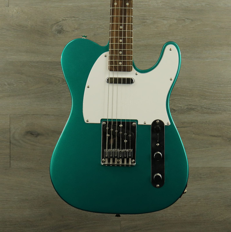 Squier Affinity Series Telecaster Race Green