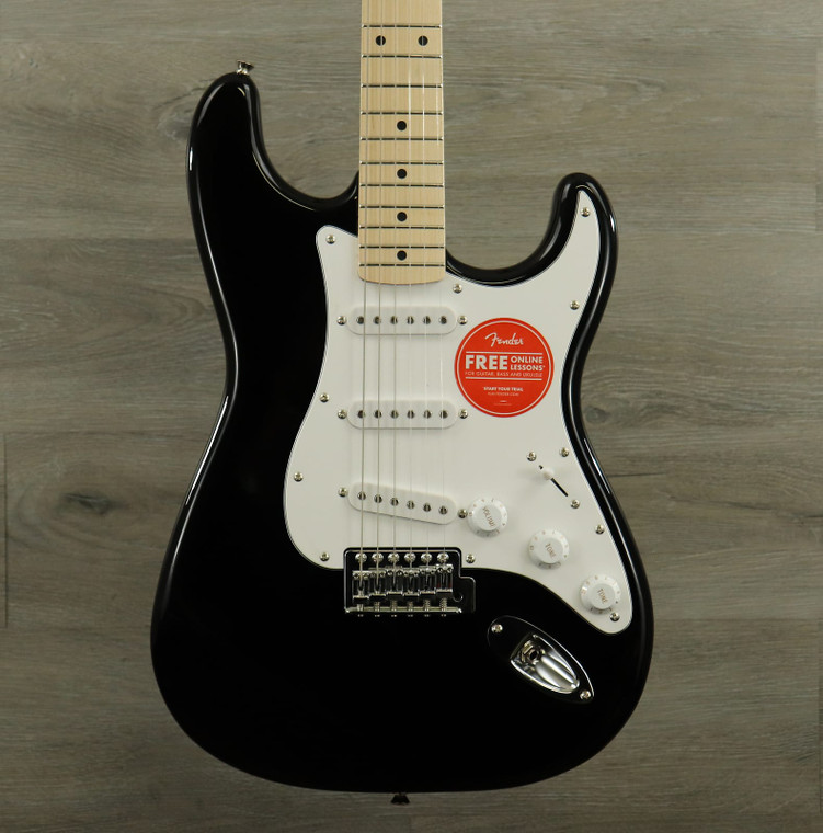 Squier Affinity Series Stratocaster Black