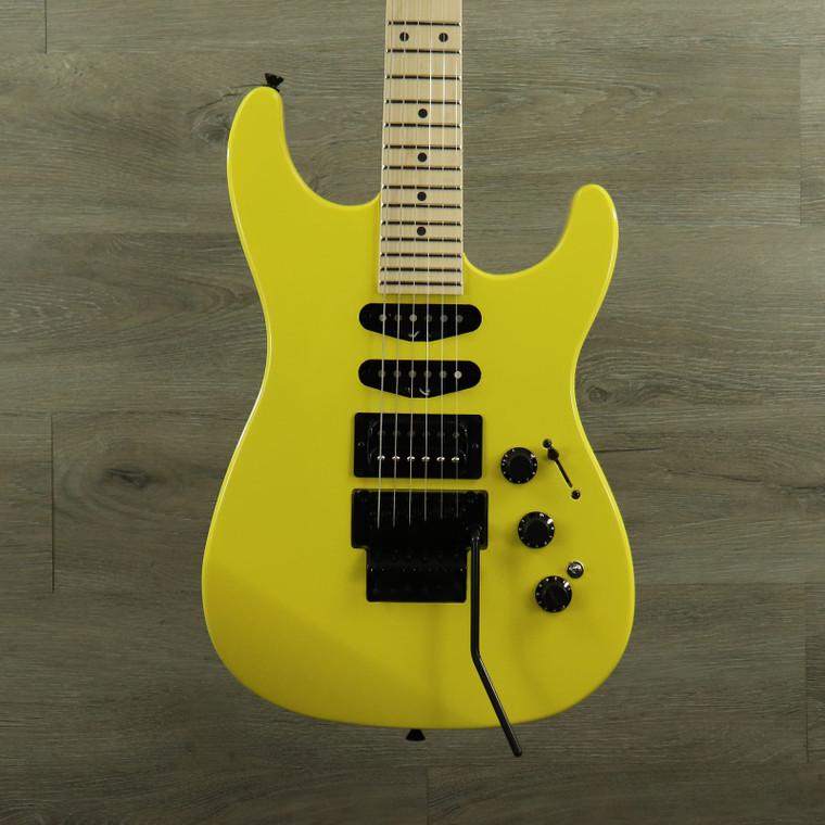 Fender Limited Edition HM Strat Reissue Frozen Yellow