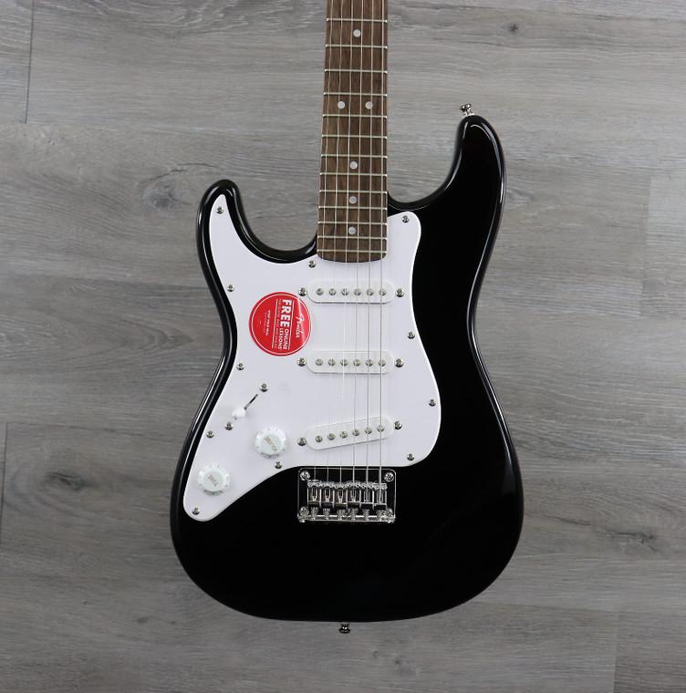 Squier Mini Stratocaster Left-Handed Black