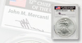 Market Analysis: MS70 1996 and 2000 American Eagle Silver Coins Uncommon