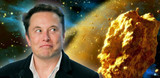 Is Elon Musk signaling move into gold?