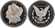The 1895 Morgan Dollar, King of Morgans