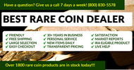 The Best Rare Coin Dealer