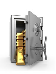 Best Safes for Your Gold Collection