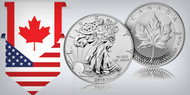 The American Silver Eagle and the Canadian Silver Maple are Coins of Many Firsts