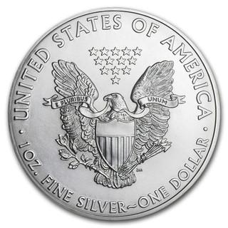 2011 1 oz American .999 Silver Eagle Coin