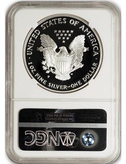 1986-2020 $1 Silver Eagle 34-pc Set NGC PF70 Ultra Cameo Mercanti Signed