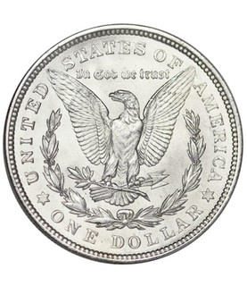 Morgan Silver Dollars 1878-1904 AU Condition Random Years