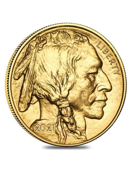 2021 1 oz. American Gold Buffalo