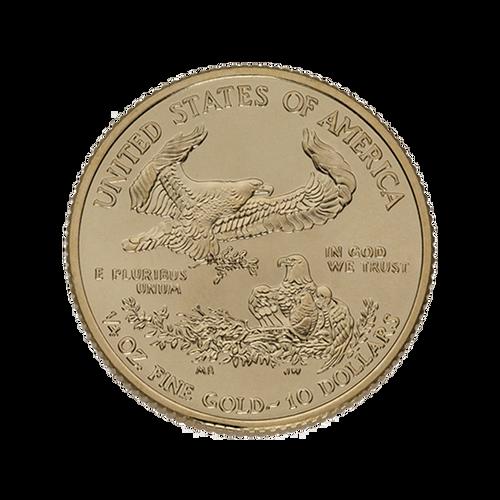 1/4 oz American Gold Eagle Coin BU