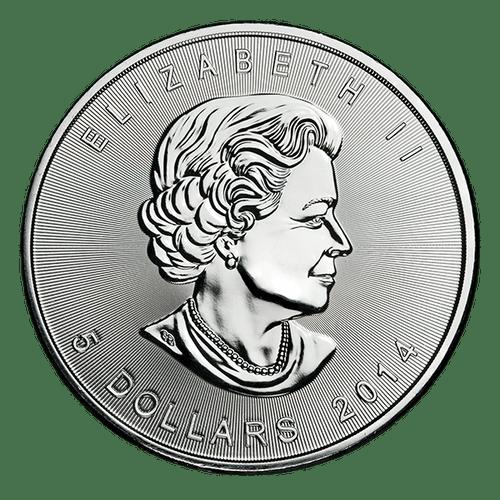 1 oz Canadian Silver Maple Leaf