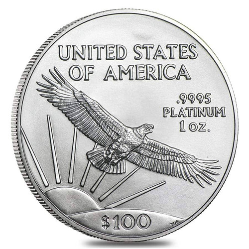 2021 1 oz American Platinum Eagle