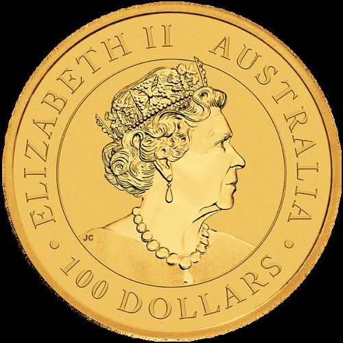 2021 1 oz Australian Gold Kangaroo Coin