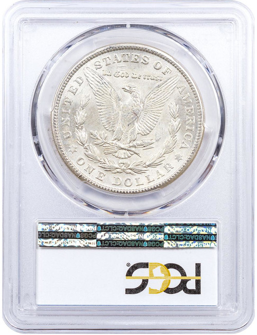 1921 $1 Morgan Silver Dollar PCGS MS63