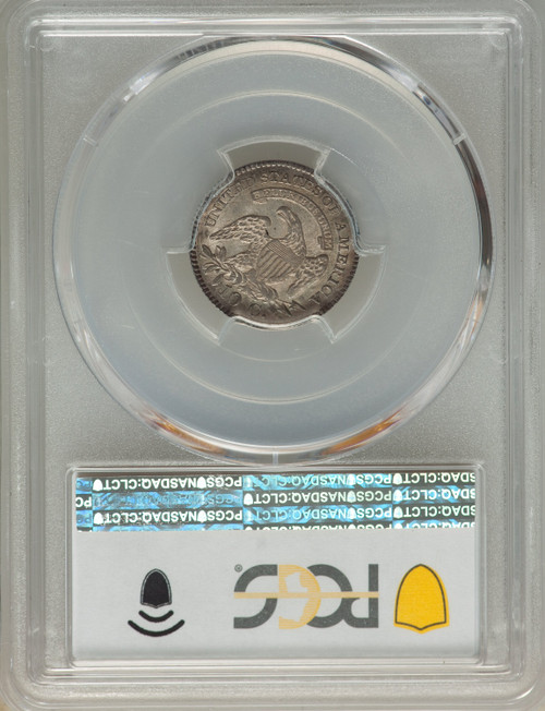 1825 10C CAC Bust Dime PCGS MS65
