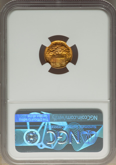 1922G$1GrantWithStar Commemorative Gold NGC MS68