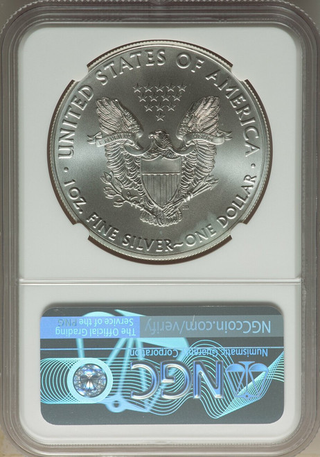 2020 $1American SilverEagle First Releases NGC MS70