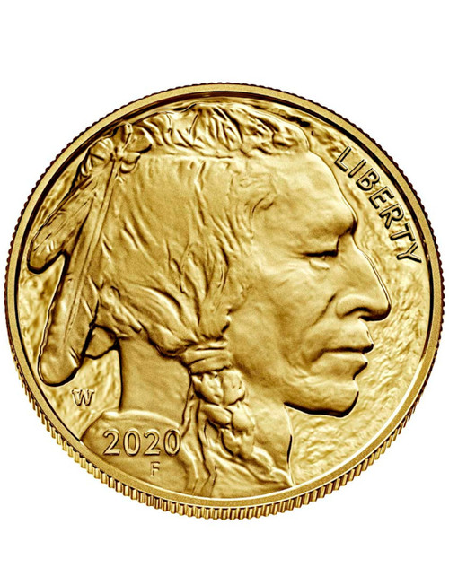 2020 1 oz. American Gold Buffalo