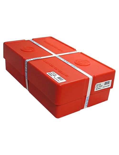 500 1 oz. American Gold Eagles U.S. Mint Box Sealed