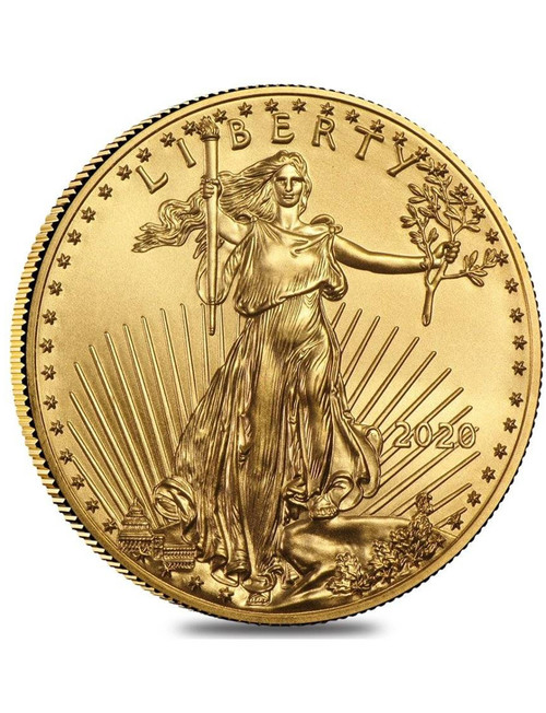 2020 1 oz American Gold Eagle Coin