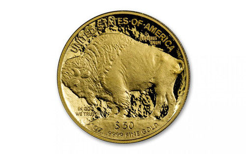 2020-W $50 1-oz American Gold Buffalo Proof w/ OGP