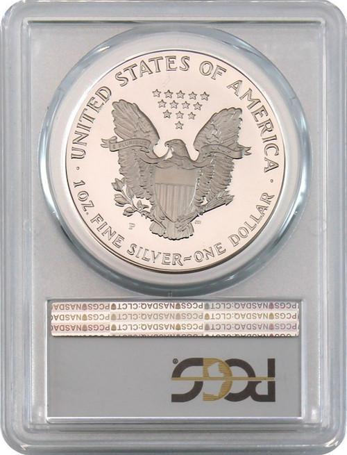1993-P Silver Eagle PCGS PR70DCAM