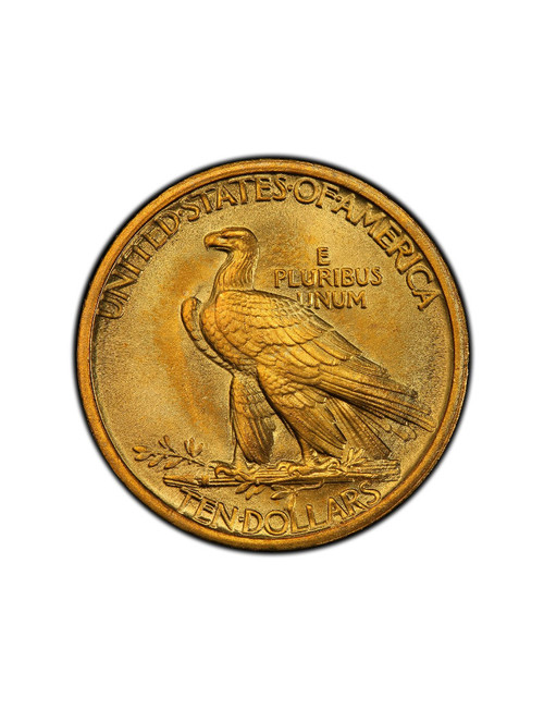 Random Date 1907-1933 Indian $10 Gold Eagle Coin AU
