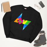 Bolt Love Fleece Crewneck (Unisex)