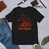 Better Together Red T-Shirt (Unisex)
