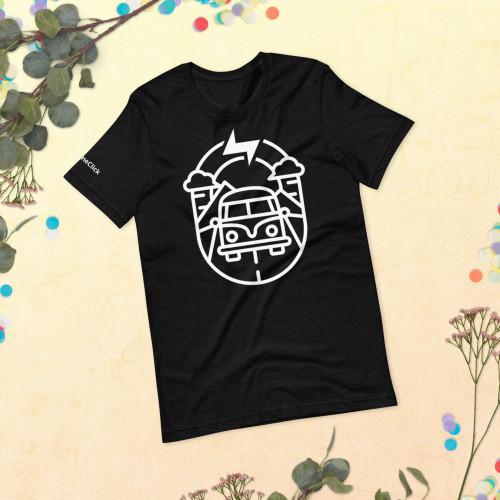 *Sold Out* Nickel Vintage Van T-Shirt (Unisex)