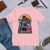 Cyber Bat-Girl T-Shirt (Unisex)