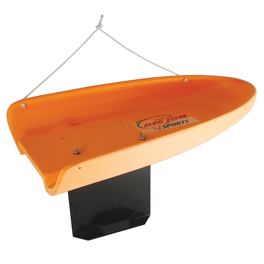 Big Jon Sports offers the most advanced design in planers on the market! The Otter Boat is a revolutionary concept that employs improved hydrodynamics. The Otter Boat will gain greater distance from your boat than the old fashion skis.