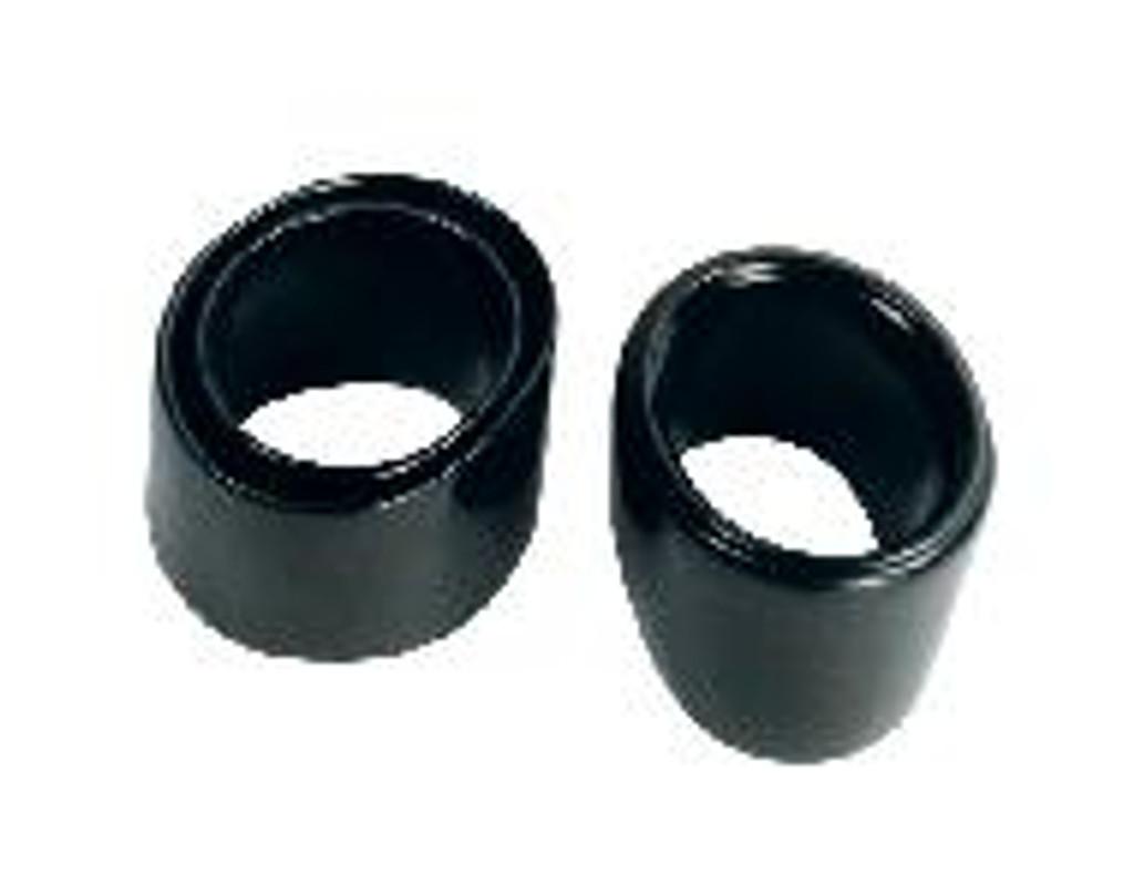 Black Rod Holder Caps (2 per pkg.)