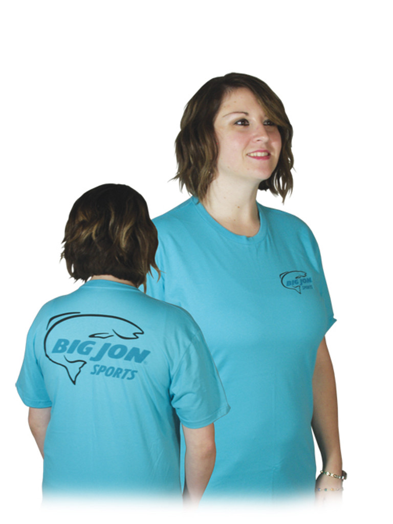 Teal Short Sleeve T-Shirt