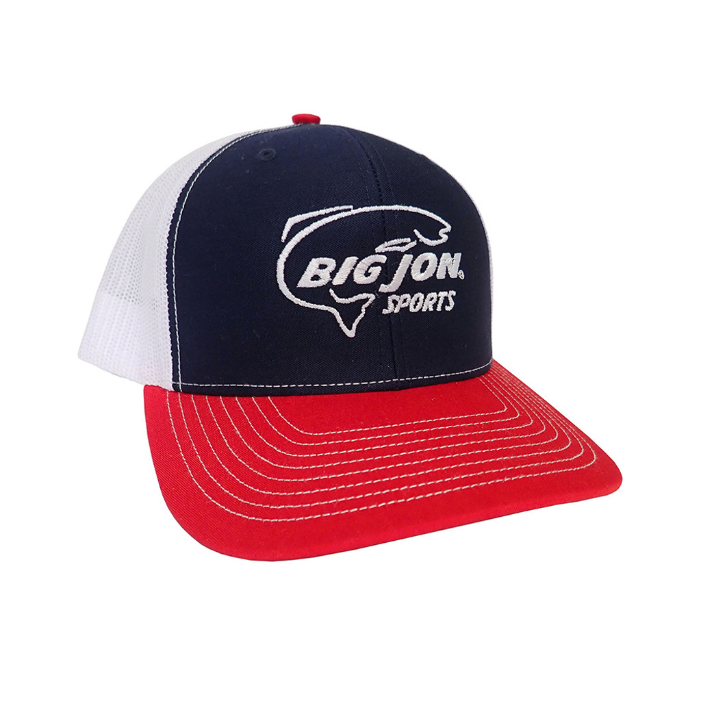 Red, White & Blue Snapback Hat