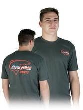 Dark Gray Short Sleeve T-Shirt