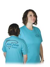 Teal Short Sleeve T-Shirt