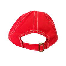 Red Twill Hat