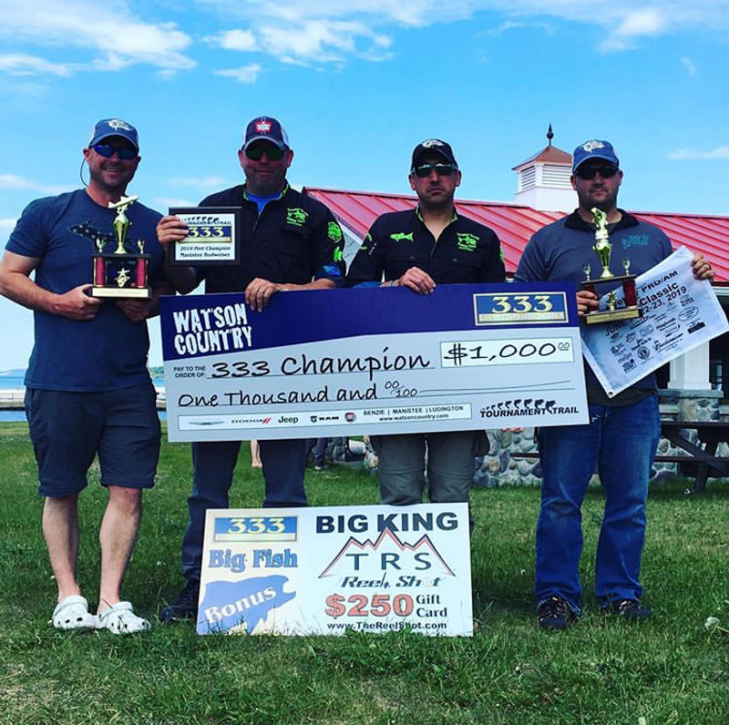 Pro Staff - Tangled Tackle Fishing Wins Big