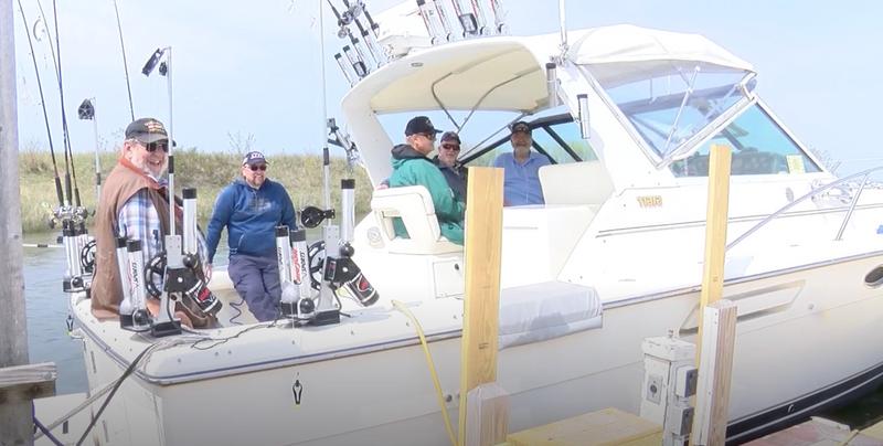 Veterans take part in annual Jim Fohle Memorial fishing trip