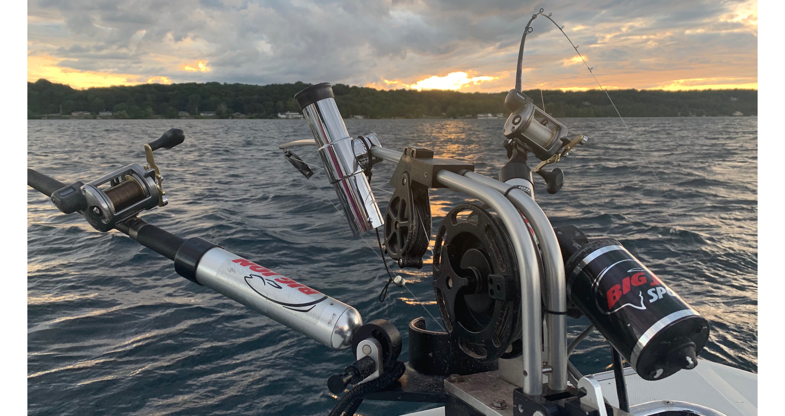 Big Jon Sports | Downriggers, Rod Holders, Lures, and Planers