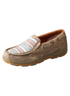 Women's Boat Shoe Driving Moc with CellStretch®