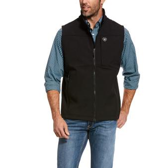Ariat LOGO 2.0 Softshell Vest Black