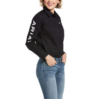 Ariat Ladies Team Kirby Stretch Shirt