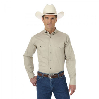 Wrangler Western Shirt - MP3482T
