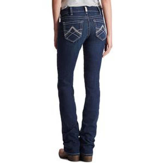 Ariat Ladies REAL Straight Icon Jean