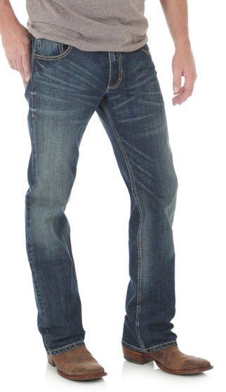 Retro Slim Fit Layton Jeans from Wrangler